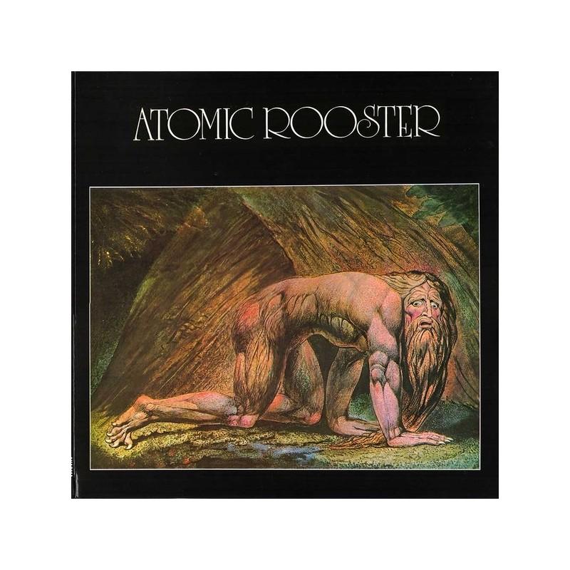 ATOMIC ROOSTER - Death Walks Behind You LP