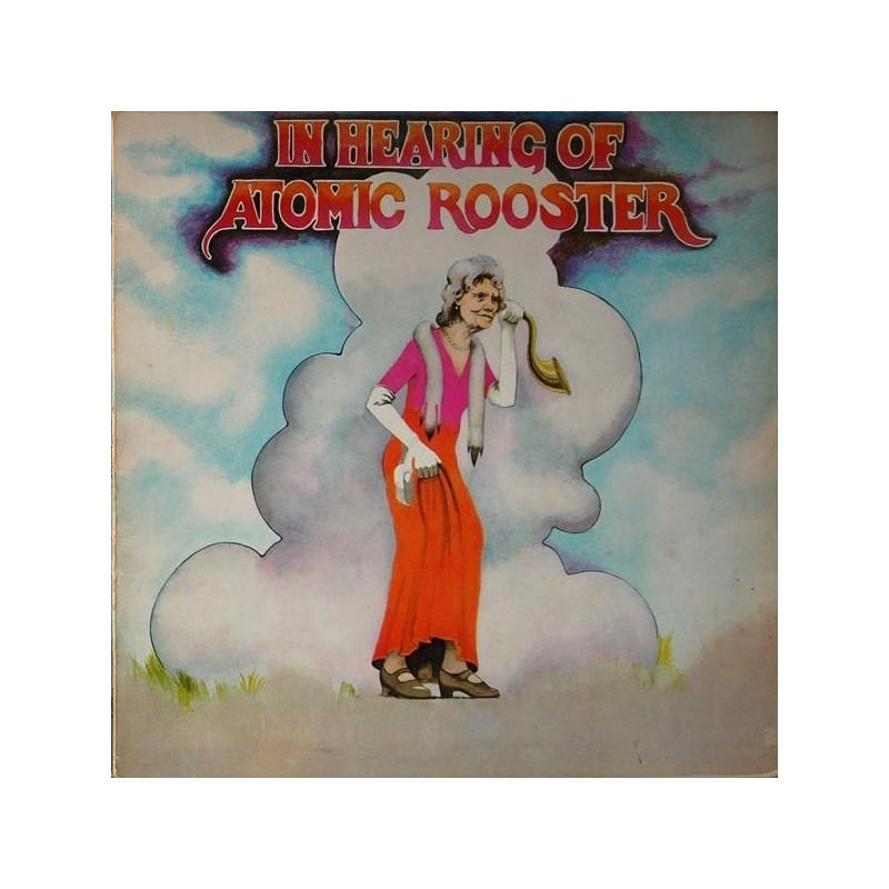 ATOMIC ROOSTER - In Hearing Of LP