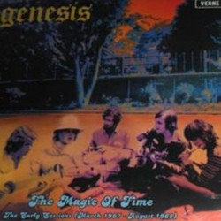GENESIS - The Magic Of Time, Early Sessions 1967-68 LP