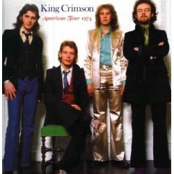 KING CRIMSON ‎– American Tour 1974 LP