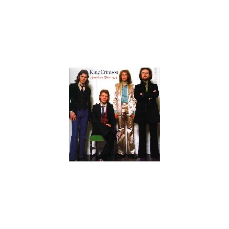 KING CRIMSON – American Tour 1974 LP