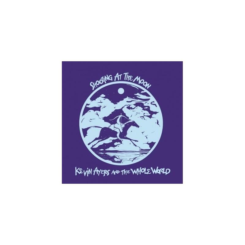 KEVIN AYERS - Shooting At The Moon LP