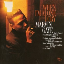 MARVIN GAYE - When I'm Alone I Cry LP