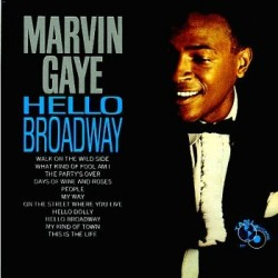 MARVIN GAYE - Hello Broadway LP