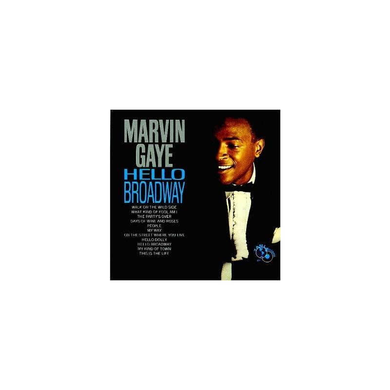MARVIN GAYE - Hello Broadway LP