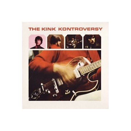 THE KINKS - Kink Kontroversy LP