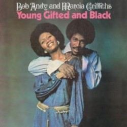 BOB ANDY  & MARCIA GRIFFITHS  - Young Gifted And Black LP