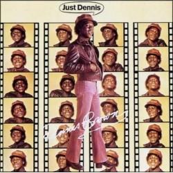 DENNIS BROWN - Just Dennis LP