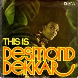 DESMOND DEKKER – This Is Desmond Dekkar LP