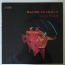 BLACK SABBATH ‎– Paranoid LP