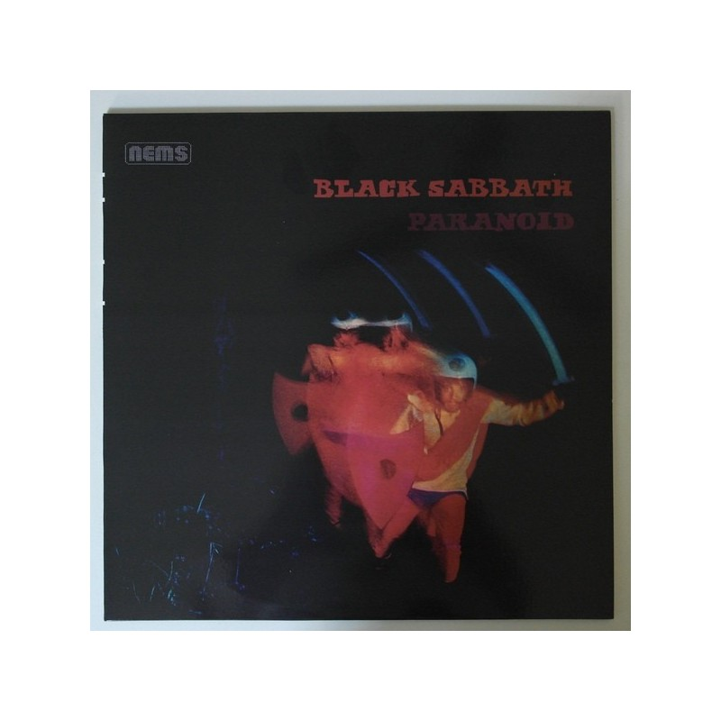 BLACK SABBATH – Paranoid LP