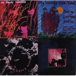MY BLOODY VALENTINE - Kiss The Eclipse: EP's 1986-1987 LP