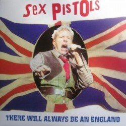 SEX PISTOLS - There Will Always Be An England LP