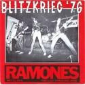 RAMONES - Blitzkrieg '76 LP