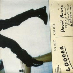 DAVID BOWIE - Lodger LP