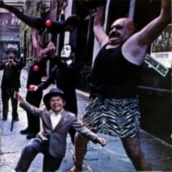 DOORS - Strange Days LP