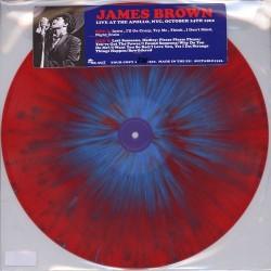 JAMES BROWN - Live At The Apollo,  1962 LP