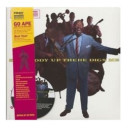 LOUIS JORDAN - Somebody Up There Digs Me LP
