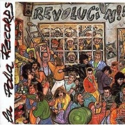 LA POLLA RECORDS - Revolución LP