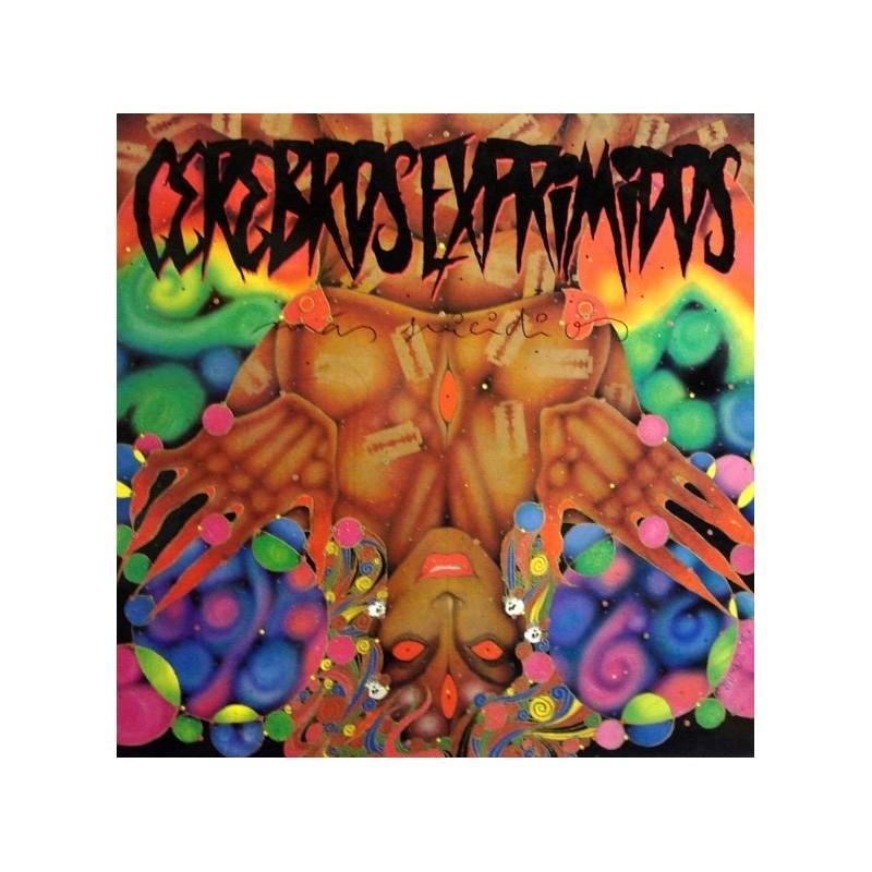 CEREBROS EXPRIMIDOS - Más Suicidios LP