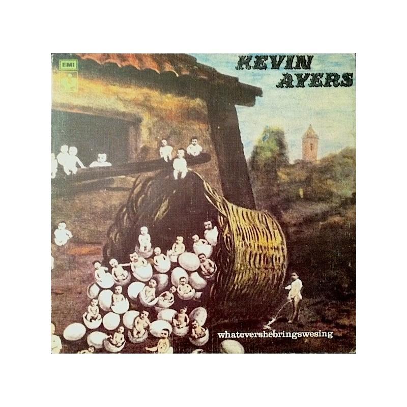 KEVIN AYERS - Whatevershebringswesing LP