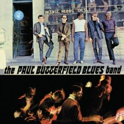 THE PAUL BUTTERFIELD BLUES BAND - The Paul Butterfield Blues Band LP