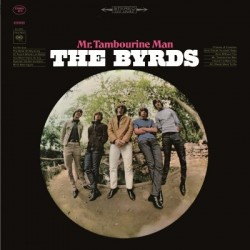 BYRDS - Mr. Tabourine Man LP