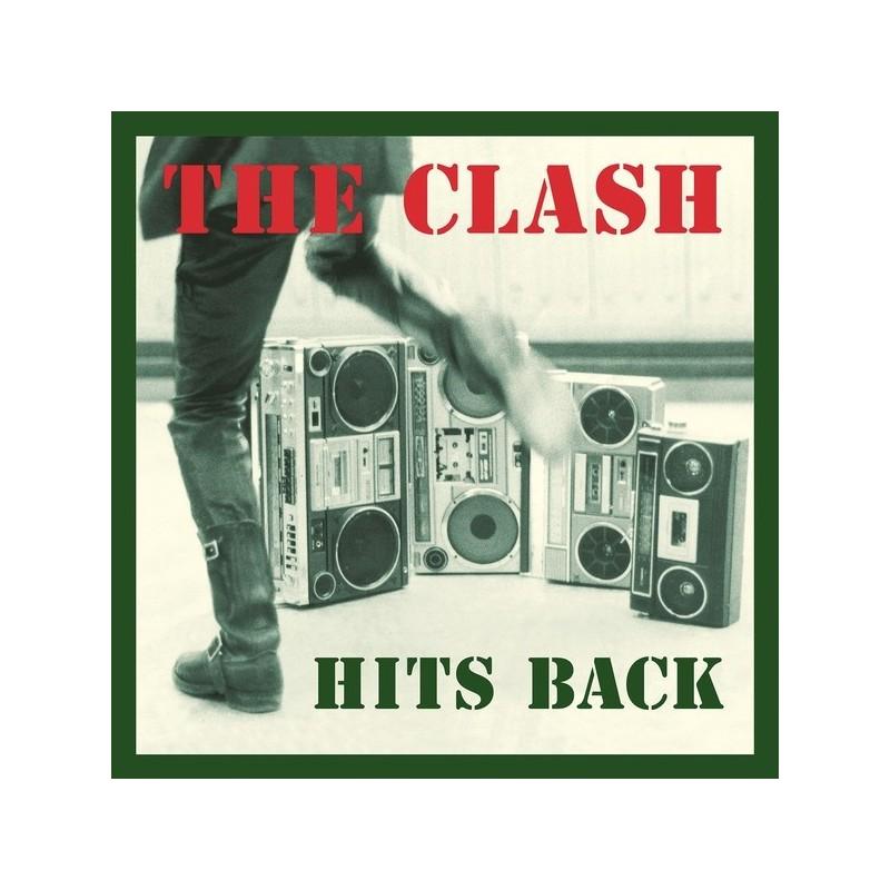 THE CLASH - Hits Back LP
