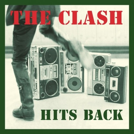 THE CLASH - Hits Back LP + Poster