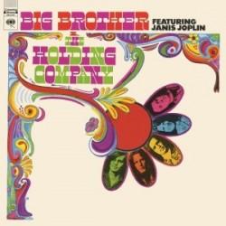 JANIS JOPLIN - Big Brother & The Holding Company Featuring Janis Joplin LP