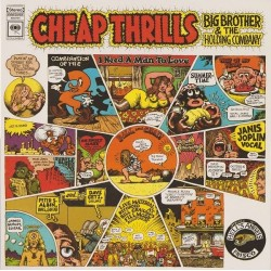 JANIS JOPLIN - Cheap Thrills LP