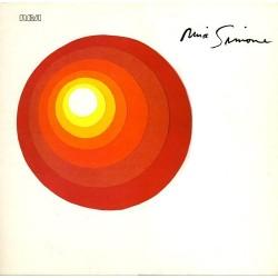 NINA SIMONE - Here Comes The Sun LP (Original)