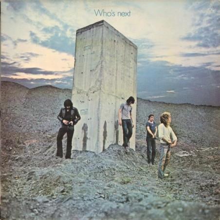 WHO - Who's Next LP