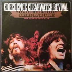 CREEDENCE CLEARWATER REVIVAL - Chronicle LP
