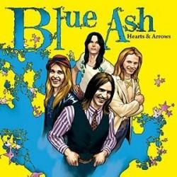 "BLUE ASH - Hearts & Arrows LP + 7"""