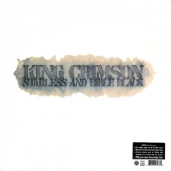 KING CRIMSON - Starless And Bible Black LP