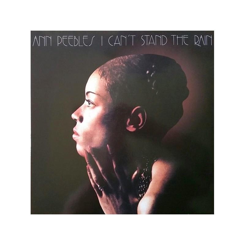 ANN PEEBLES - I Can't Stand The Rain LP