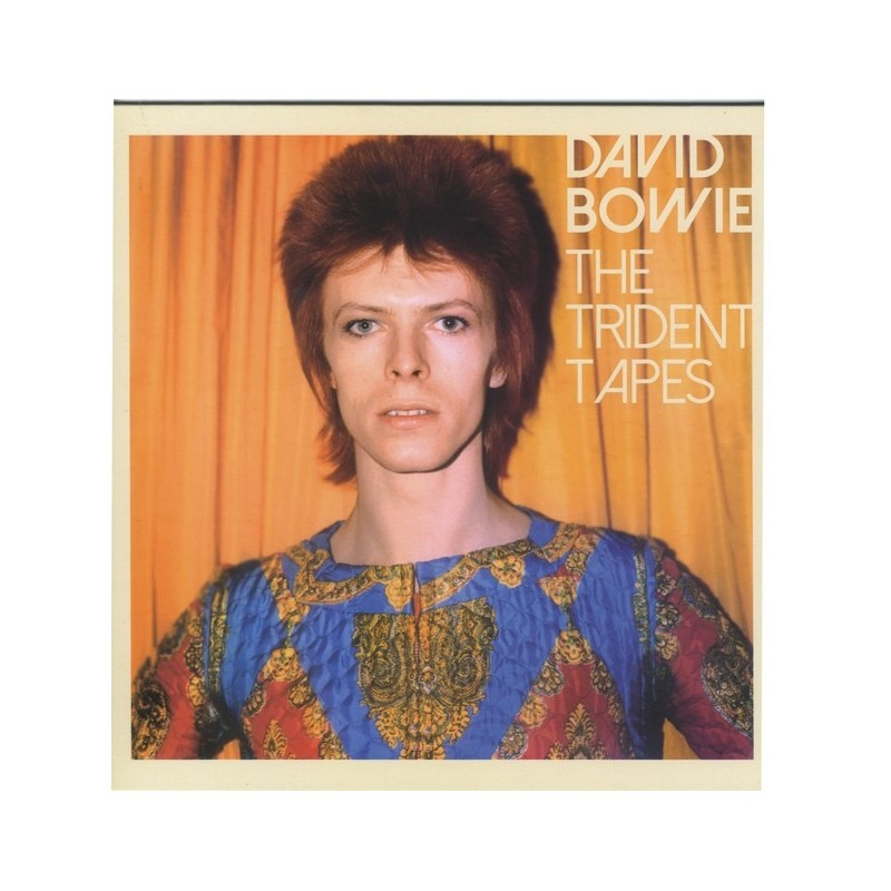 DAVID BOWIE - The Trident Tapes LP