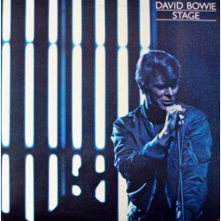 DAVID BOWIE - Stage LP