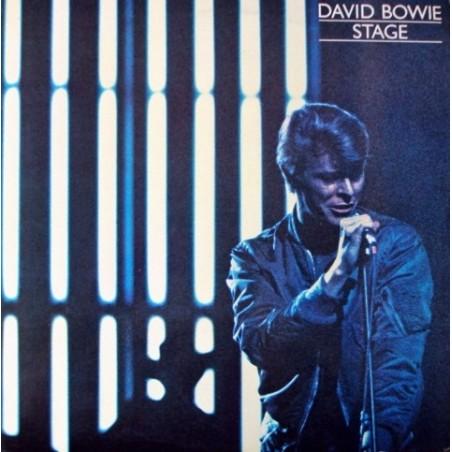 DAVID BOWIE - Stage LP