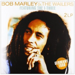 BOB MARLEY & THE WAILERS - Germany 1980 LP