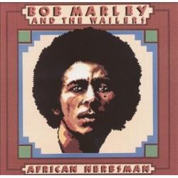 BOB MARLEY 6 THE WAILERS - African Herbsman LP (Original)