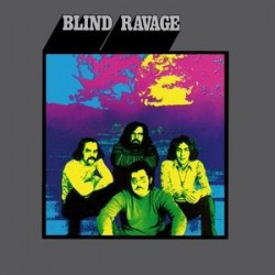 BLIND RAVAGE - Blind Ravage LP