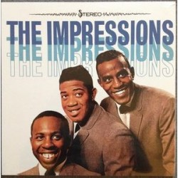 THE IMPRESSIONS - The Impressions LP