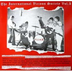 V/A - The International Vicious Society Vol. 3 LP
