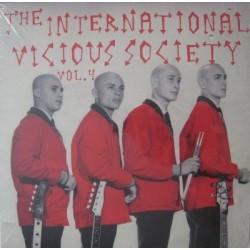 V/A - The International Vicious Society Vol. 4 LP