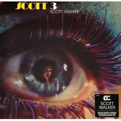 SCOTT WALKER - Scott 3 LP