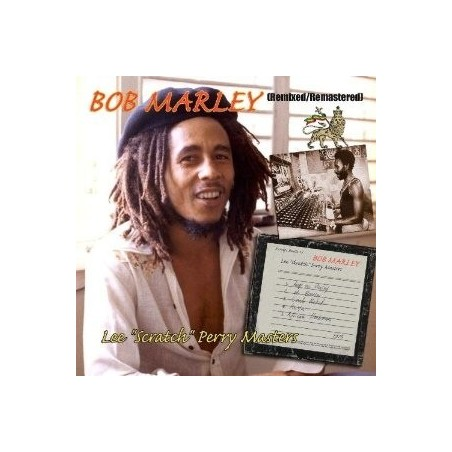 """BOB MARLEY - Lee """"Scratch"""" Perry Masters LP"""