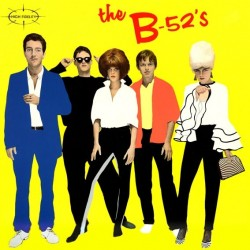 THE B-52's – The B-52's LP