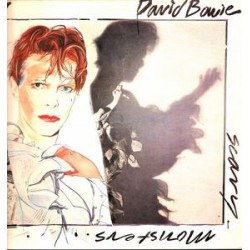 DAVID BOWIE - Scary Monsters LP